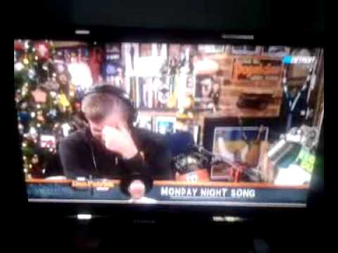 Fritzy's MNF song for Rams/Seahwaks on Dan Patrick Show