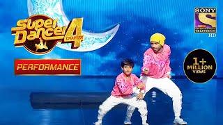 "Pruthviraj के""Jab Se Tera Naina""के Performance को मिला Standing Ovation  Super Dancer 4 सुपर डांसर 4"