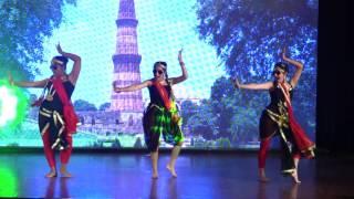 Aa ante Amlapuram-Talent overloaded 2016@Tara Shastri Dance Academy