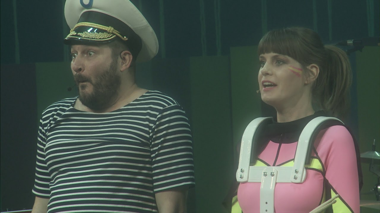 10/04 - Voorstelling 'BERENCONCERT' (Kapitein Winokio)