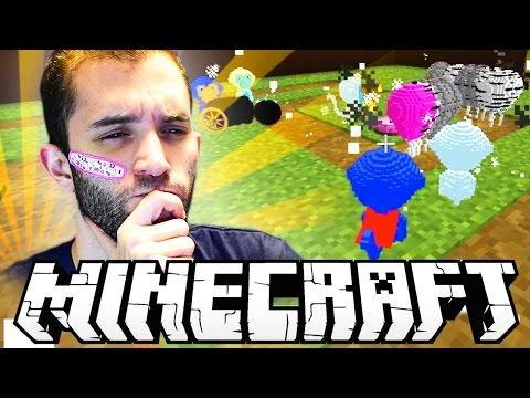 THE ACTUAL BLOONS TOWER DEFENSE IN MINECRAFT?! with MrWoofless