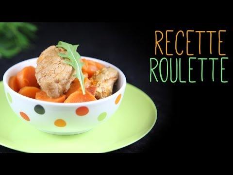 Filet mignon de porc tandoori aux carottes !