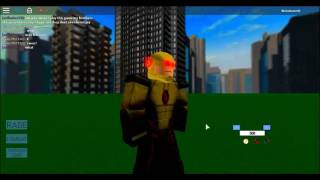 zoom vs reverse flash -roblox- who is flaster :3 *pun*