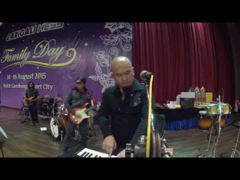 Gas Groovers 2015 - Jujur (cover)