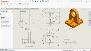 Solidworks Drawing Basics