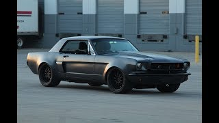 1966 Mustang Widebody Coyote Swap Walk Around