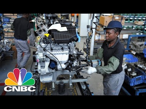How The Rise Of Robots Will Change Future Jobs Reports | CNBC