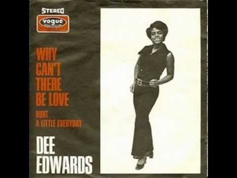 Mix - Dee Edwards - Why can't there be love (1971)