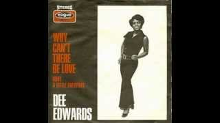 Dee Edwards - Why can