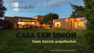 Casa San Simon - Juan Garcia arquitectos