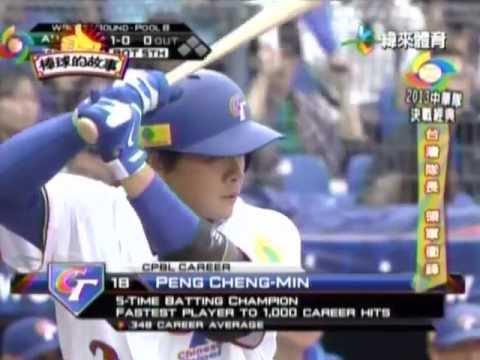 2013 WBC世界棒球經典賽 中華隊預賽分組冠軍全記錄