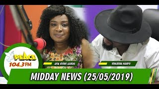 Download MIDDAY NEWS LIVE (25/05/2019) Mp3 and Videos