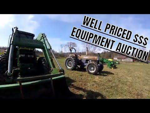 Better Priced Farm Auction
