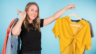 How To Organize Your Closet By A Professional Organizer