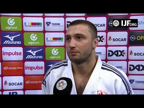 Varlam LIPARTELIANI (GEO) Winner Dusseldorf Grand Slam 18