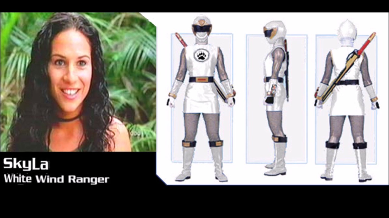 Power Rangers Ninja Storm  sc 1 st  YouTube : power rangers ninja storm costume  - Germanpascual.Com