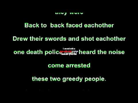 Mc Rockeye Lyrics.avi