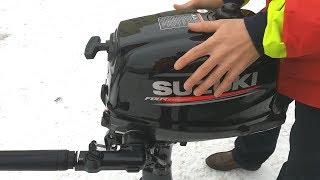 Лодочный мотор Suzuki DF6 AS