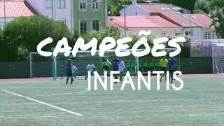 Footkart Infantis JC Campeões Nivel III