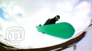 Snowboard Trick Tip How To Chicken Salad Grab With Tim Eddy: The Trick Ep. 1