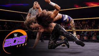 Mansoor vs. The Brian Kendrick: WWE 205 Live, Nov. 8, 2019