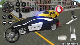 Real Police Car Driving v2 - Android Gameplay FHD