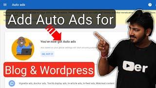 Adsense Auto Ads for Blog and Wordpress 2018 | Adsense Auto Ad New Update | TechLancer
