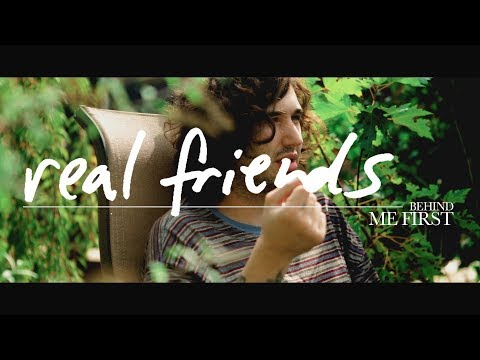 Real Friends - Behind // Me First