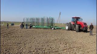 видео Борона / Передовые технологии / Зернопроизводство / Сорт Овса Тулунский 19