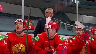На молодежном чемпионате мира в Канаде сборная России сыграет в четвертьфинале с командой Германии