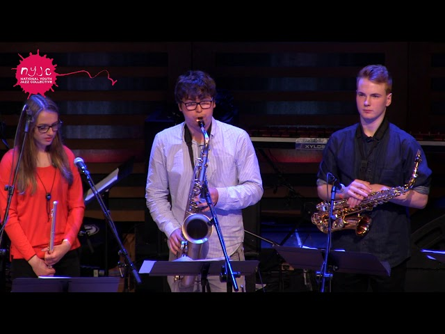 NYJC Summer School 2017 - Karen Sharp, Nikki Iles & Soweto Kinch Combo