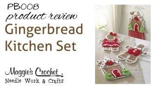 Gingerbread Kitchen Set Pb008