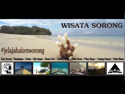 Wisata Sorong | trip di kota sorong dan sekitarnya | Wonderful Papua Indonesia- 2016