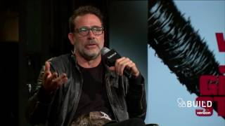 "Jeffrey Dean Morgan Discusses His Role On ""The Walking Dead"" 