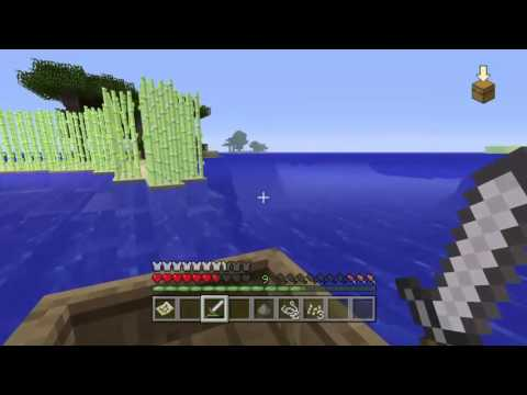 Minecraft coastal island survival- Operation Nigeria! #9