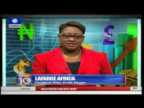 News@10: All Share Index Declines By 0 82% In Nigerian Equities Market 13/03/15 Pt.3