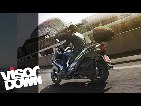 Kawasaki J125 review | Visordown Road Test