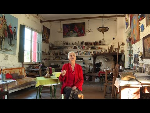 Uruguay: A French painter gives life to a forgotten village