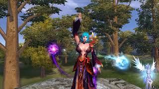 Perfect World 2 (Eclipse) - Stormbringer/Moon Fairy Gameplay Level 20 [Harshlands]