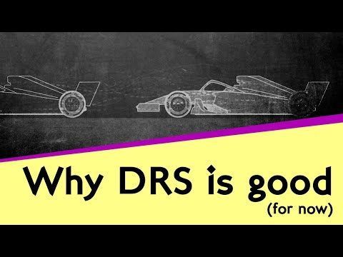 Why DRS is the best option we have right now