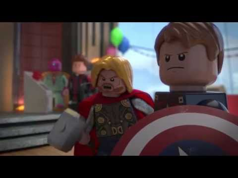 marvel lego episode 1