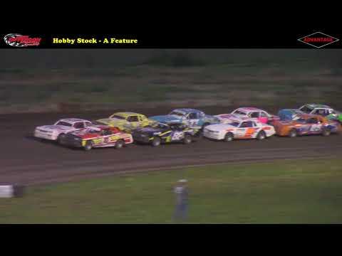 Hobby Stock -- 7/15/17 -- Park Jefferson Speedway