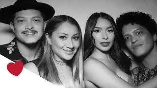 FAMILY | Bruno Mars, Jessica Caban, Eric Hernandez and Cindia Hernandez