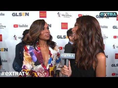 Kerry Washington on Oprah, 'Scandal,' & Harvey Weinstein
