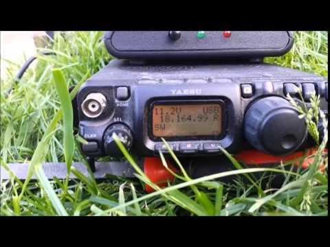 Homebrew Vertical Antenna /QRP