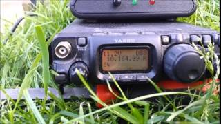 homebrew vertical antenna qrp