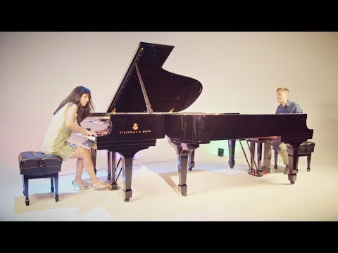 The Beatles  |  LET IT BE  |  Anderson & Roe two piano cover