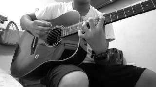 Goo Goo Dolls - Iris (Acoustic Guitar Cover)