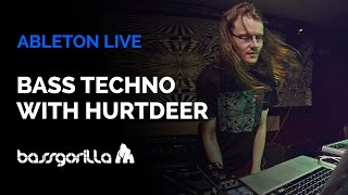 Learn How To Make Bass Techno In Ableton Live With Hurtdeer