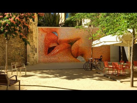 BARCELONA WALK | Barcelona Cathedral to Kiss of Freedom to Plaça de Catalunya | Spain